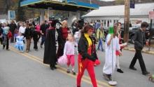 Phoenicia Halloween Parade 2012