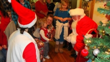 Christmas Party – American Legion Post #950- 2012