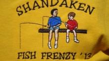 Shandaken Youth Fish Frenzy 2013